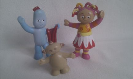 Adorable My 1st Set of In the Night Garden Playset Figures